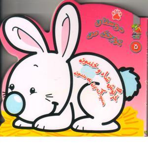 خرگوش شاد و خندون مسواک می زنه به دندون
