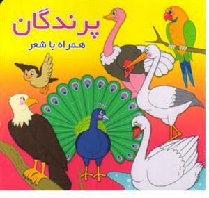 پرندگان همراه با شعر