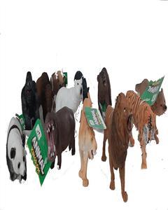 فیگور حیوانات وحشی مدل کینگ12عددی