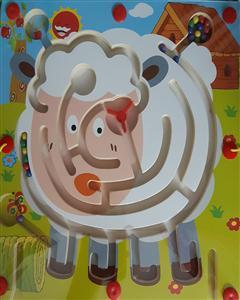 ماز آهنربایی گوسفند