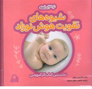 شیوه های تقویت هوش نوزاد (6-3 ماهه)،(شمیز،خشتی بزرگ،با فرزندان)